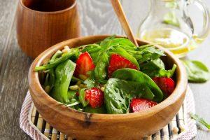 mangiare sano d'estate